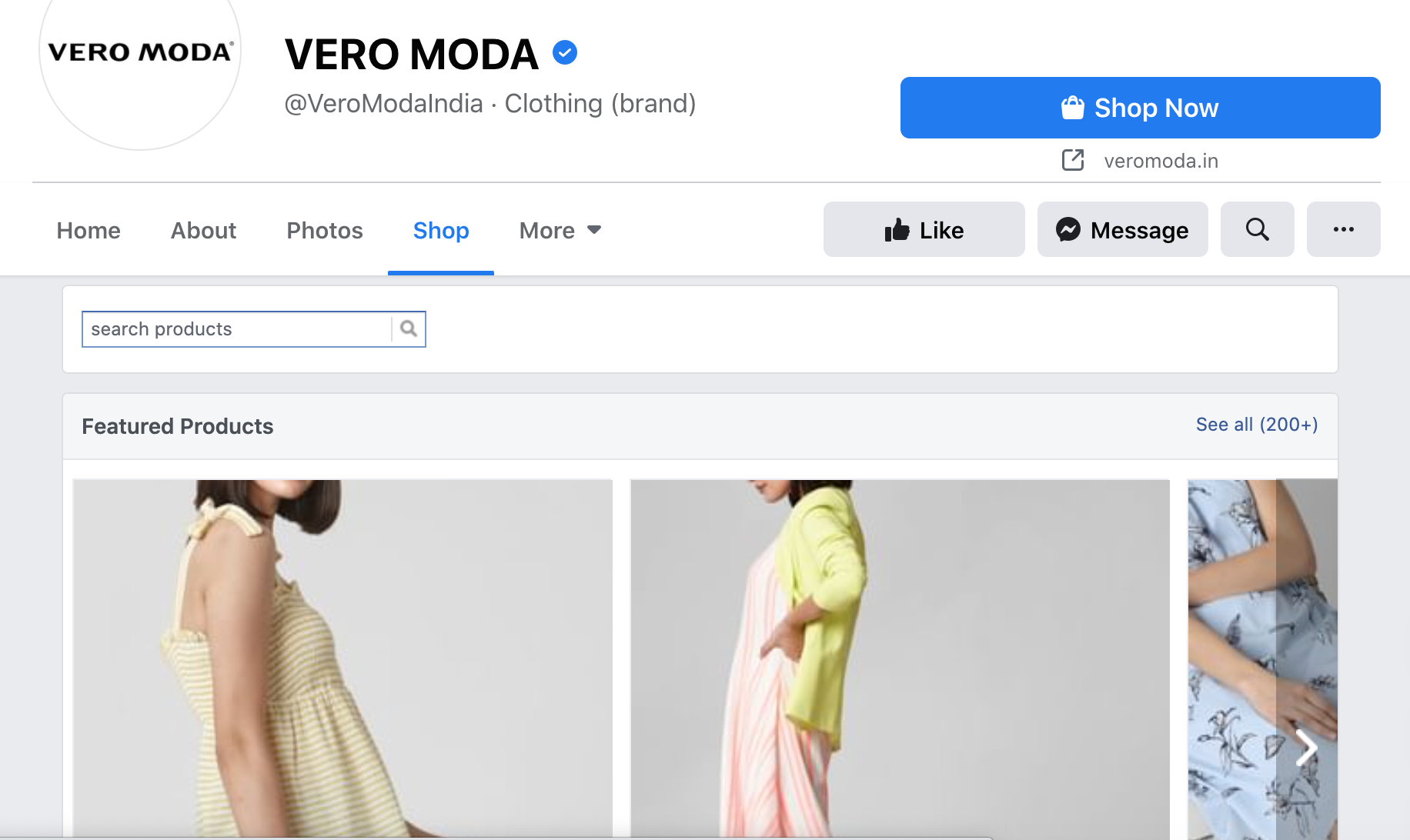 OnePlus uses Facebook Shop to attract social users for their eCommerce activities